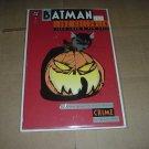 BATMAN: THE LONG HALLOWEEN #1 (DC Jeph Loeb, Tim Sale 1996) Prestige Format Graphic Novel GN