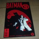 Batman: The Ten Cent Adventure BRUCE WAYNE MURDERER begins with this issue death (DC Comics 2002)