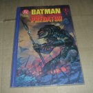 NEW UNREAD Batman versus Predator #1 Prestige Format w/cards Predator variant (Dark Horse/DC 1991)