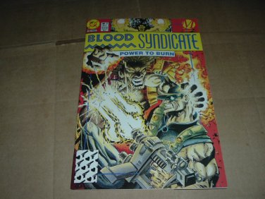Blood Syndicate #2 VERY FINE+ (DC Milestone Comics 1993) Save $$$ with Flat Rate Shipping Special