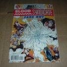 Blood Syndicate #9 NEAR MINT 1st J.H. Williams III interior comic work (DC Milestone Comics 1993)