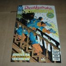 Deathstroke: The Terminator #27 VERY FINE+ (DC Comics 1993 Slade Wilson) Flat Rate Shipping Special