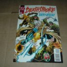 Deathstroke: The Hunted #47 VERY FINE+ (DC Comics 1995 Slade Wilson The Terminator) Shipping Special