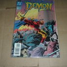 The DEMON #41 ERROR/Misprint, Near Mint- (DC Comics 1993) Save $$$ Shipping Special