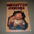 Happy Endings (Dark Horse Maverick) Graphic Novel GN Mike Mignola, Frank Miller. comic FOR SALE
