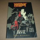 Hellboy: Wake the Devil TPB (Dark Horse Comics) Mike Mignola Trade Paperback collects 1-5, for sale