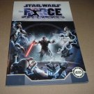 NEW UNREAD Star Wars: The Force Unleashed ORIGINAL GN (Dark Horse Comics) Graphic Novel for sale