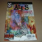 Alias #17 (Marvel Max) Brian Michael Bendis, Netflix TV Show, Comic Book For Sale