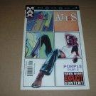 Alias #25 Return of Purple-Man (Marvel Max) Brian Michael Bendis, Netflix TV Show, Comic For Sale