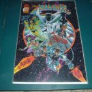 The Alliance #1 Black Hole VARIANT (Image Comics, Jim Valentino Guardians of the Galaxy), for sale