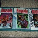 Amanda and Gunn #1, 2, 3 FULL RUN (Image Comics, Jimmie Robinson pre-Bomb Queen), For Sale