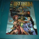 Arcanum #1 VF+/NEAR MINT- (Image Comics, Brandon Peterson), great comic books for sale