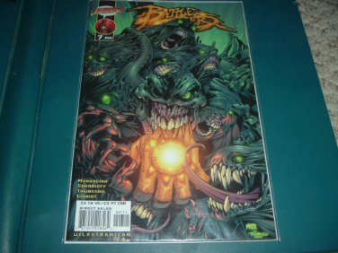 Battle Chasers #7 variant cover Joe Madureira (Cliffhanger DC Comics) Save $$ Ship Special, for sale