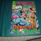 Brigade #2 w/Image #0 Coupon INTACT, VERY FINE+ (Rob Liefeld, 1992) ORIGINAL Mini-Series, For Sale