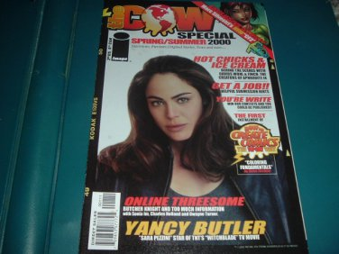 The COW Summer/Fall 2000 Special - Top Cow Image Comics Preview & 8 Page Comic Story, for sale