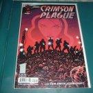 Crimson Plague #1 VF+ by GEORGE PEREZ (Image Comics 2000) great comic double sized comic for sale