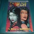 Cyblade/Shi #1 FIRST WITCHBLADE/Intro of Witchblade (Silvestri, Image Comics 1995) comic for sale