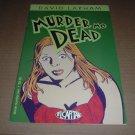 Murder Me Dead #2 VERY FINE (David Lapham, El Capitan Books, Stray Bullets), comic for sale