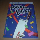 Murder Me Dead #4 VERY FINE+ (David Lapham, El Capitan Books, Stray Bullets), comic for sale