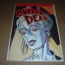 Murder Me Dead #9 FINAL ISSUE double size $4.95 cover Lapham El Capitan Stray Bullets comic for sale