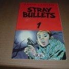 Stray Bullets #1 ERROR EDITION (David Lapham, El Capitan Books) 3rd print, comic book for sale