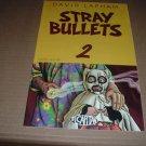 Stray Bullets #2 VF+ 1st Virginia Applejack & Spanish Scott (David Lapham, El Capitan) for sale