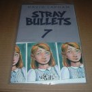 Stray Bullets #7 Very Fine+ FIRST PRINT (David Lapham, El Capitan Books) comic book for sale