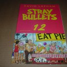 Stray Bullets #12 (David Lapham, El Capitan Books) FIRST PRINT, SAVE $$ SHIP SPECIAL, comic for sale