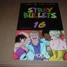 Stray Bullets #16 (David Lapham, El Capitan Books) FIRST PRINT, SAVE $$ SHIP SPECIAL, comic for sale