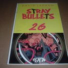 Stray Bullets #26 VF+/NM- 4th AMY RAECAR issue (David Lapham, El Capitan) FIRST PRINT comic for sale