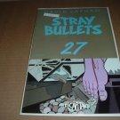 Stray Bullets #27 VERY FINE+ (David Lapham, El Capitan Books) FIRST PRINT comic for sale