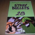 Stray Bullets #28 VERY FINE+ (David Lapham, El Capitan Books) FIRST PRINT comic for sale