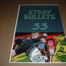 Stray Bullets #33 RARE, NEAR MINT (David Lapham, El Capitan Books) FIRST PRINT comic for sale