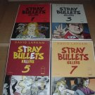 Stray Bullets: Killers #1-8 FULL SET, NEAR MINT COMPLETE SERIES David Lapham, Image 2014 for sale