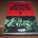 NEW UNREAD Stray Bullets Collected Vol. 1 RARE FIRST PRINT (David Lapham, El Capitan TPB) for sale