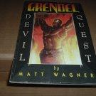 Grendel: Devil Quest GN TPB (Matt Wagner, Dark Horse Comics) Graphic Novel Trade Paperback for sale