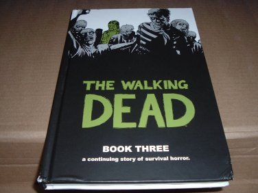 NEW The Walking Dead Book 3 HC Collects 25-36 Image Comics by R. Kirkman, Hard Cover book for sale