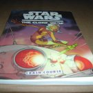 Star Wars: The Clone Wars - Crash Course GRAPHIC NOVEL (Dark Horse Comics GN digest) for sale