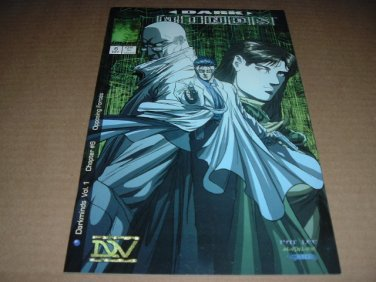 Dark Minds vol. 1 #6 VF+/NM- (Pat Lee Image Comics 1998) SAVE $ Shipping Special, darkminds for sale