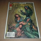 Darkness #10 VARIANT Newsstand edition RARE NEAR MINT (Marc Silvestri Image Comics 1997 Top Cow)