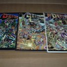 DefCon 4 #1-3 RUN NEAR MINT 1 2 3 (Jeff Mariotte & Mat Broome, Image Comics 1996) for sale
