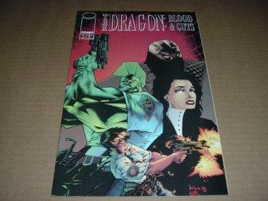 The Dragon: Blood & Guts #1 (Image Comics 1995, Jason Pearson) comic for sale