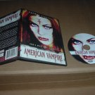 American Vampire MINT & COMPLETE in Case (DVD) featuring Carmen Elektra, for sale