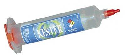 Kester RF741 Tacky Solder Rework Flux Paste 30g syringe