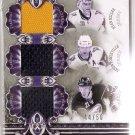 2010/11 Upper Deck Artifacts Ryan Miller/Jason Pominville/Drew Stafford Tundra Trios Jersey
