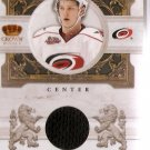 2010-11 Crown Royale Heirs to the Throne Materials #SK Jeff Skinner