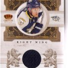 2010-11 Crown Royale Heirs to the Throne Materials #PH Patric Hornqvist