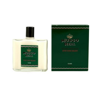 MR004 - MUSGO REAL AFTER SHAVE BALSAM - 100ml