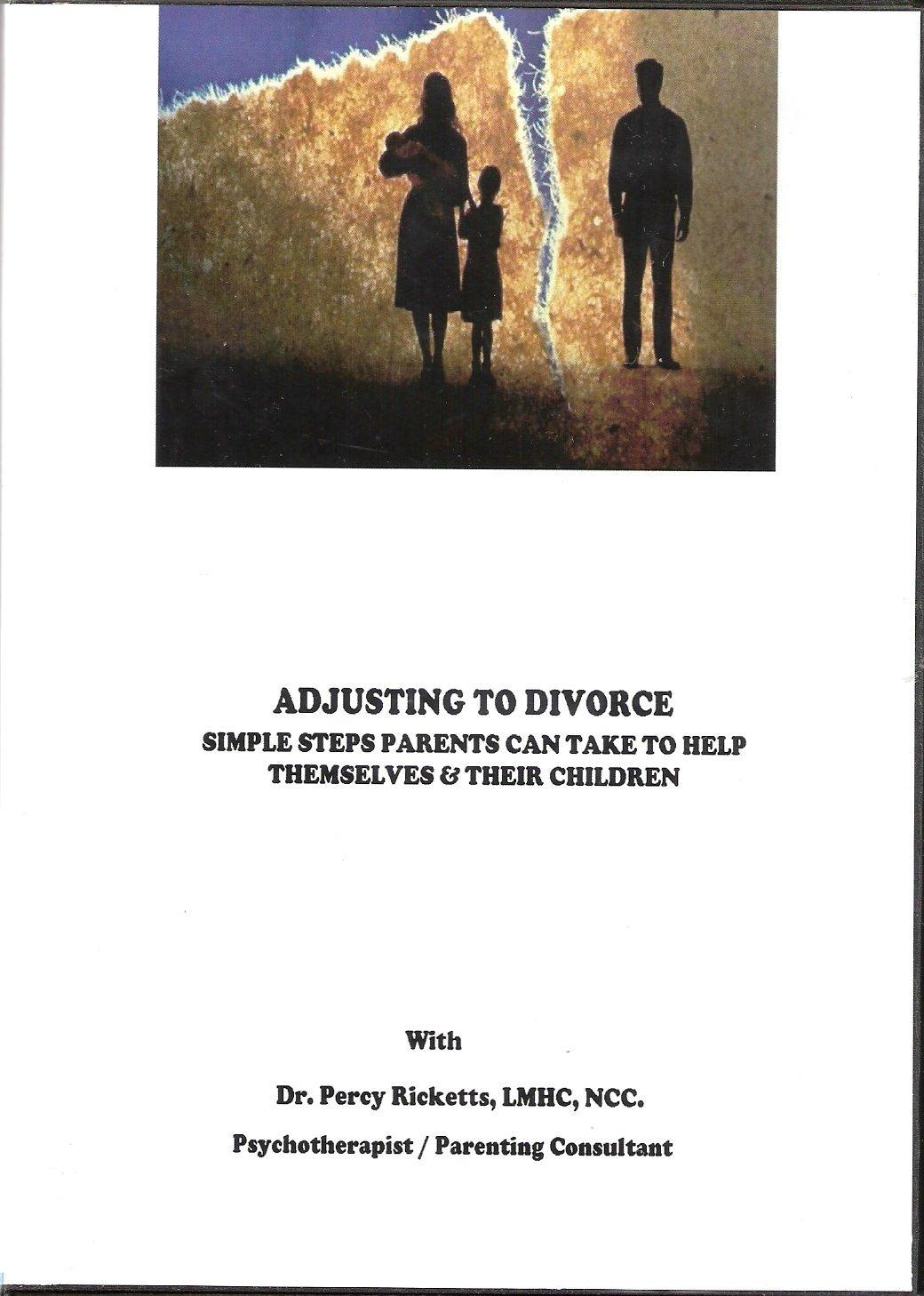 Adjusting To Divorce DVD