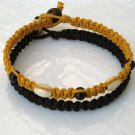 Steelers Fan Hemp Bracelet Set